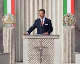 David Miscavige, styreformann i Religious Technology Center og Scientologi religionens kirkelige leder, sto for innvielsen og åpningen av den nye Scientologikirken i Roma.