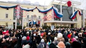 Den nye Scientologikirke i Moskva ble innviet i nærvær av over 2000 scientologer samt russiske embetsmenn, religiøse dignitarer og ledende forkjempere for menneskerettigheter. Seremonien markerte innvielsen av den første større Scientologikirken i Den russiske føderasjonen.